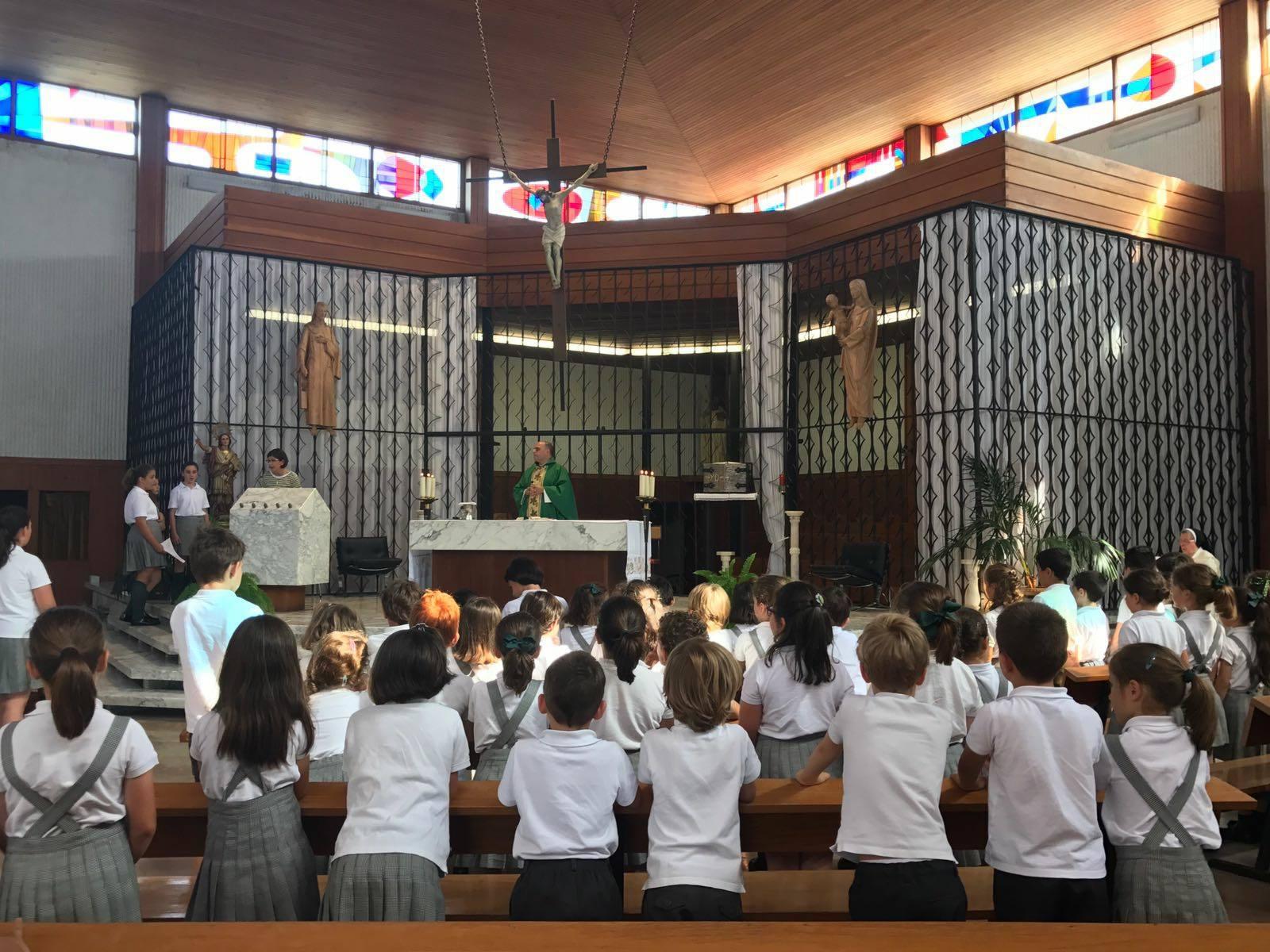 Colegio Ntra. Sra. de la Merced Ikastetxea Eucaristia