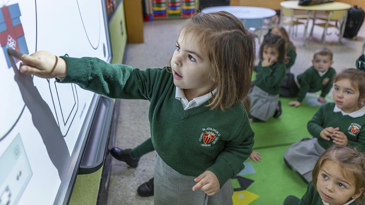 Colegio Ntra. Sra. de la Merced Ikastetxea oferta educativa